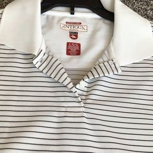 Antigua Tops - Antigua women golf shirt